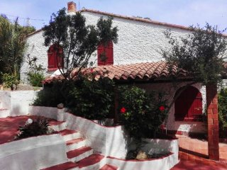 Charming Villa, 100mt from the sea, 1100MQ garden