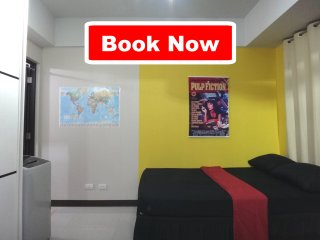 ✅ Studio Condo in Manhattan Heights, Araneta Center, Cubao, Quezon City