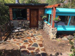 Funky Chic Boho Cottage West Malibu Hills