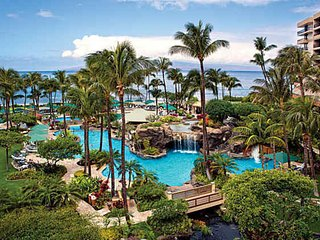 Marriott's Maui Ocean Club, Two bedroom, well equipped, sleeps 8