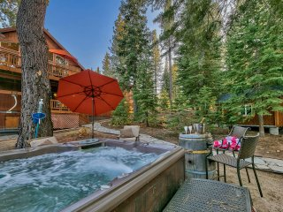 NEW! Private 4BR South Lake Tahoe Home w/ Hot Tub!