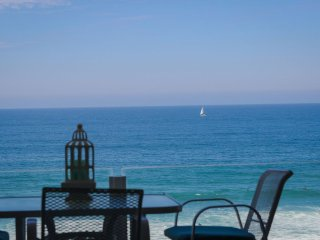 Beautiful BEACHFRONT Rental, Stunning Views, Gourmet Kitchen, All New Decor