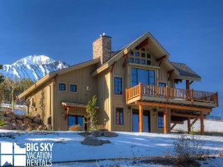 Moonlight Mountain Home 1 Gambler Way | Moonlight Basin Big Sky Rental