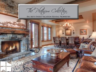Cowboy Heaven Luxury Suite 3A | Big Sky Moonlight Club