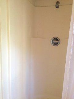 3 x 3 shower stall