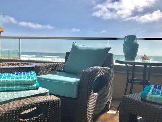 Luxury Beachfront, Central A/C, Spa Baths, Chefs Kitchen, Elegant