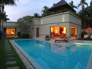 Villa Serene Luxury 3 Bed Large Pool Nr Bangtao Beach