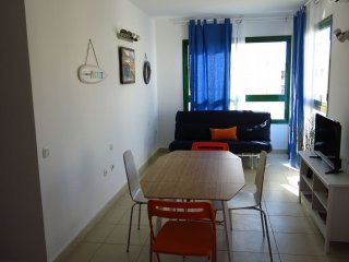 Lavi Home apartment in Corralejo with WiFi, air conditioning, private roof terra