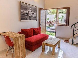 1Bedroom apartment at Seminyak & sharred pool