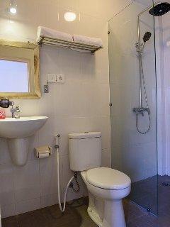 Bathroom down stair