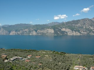 Stunning view of Lake Garda - two bedrooms flat - Casa Prea Malcesine