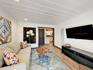 Renovated, Modern Retreat w/ Shared Patio - Walk to Beach & Gondola