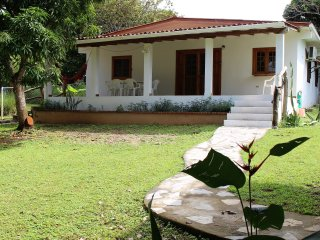 Extraordinary 3 bedroom home with over sized fenced yard in beautiful Pedasi!