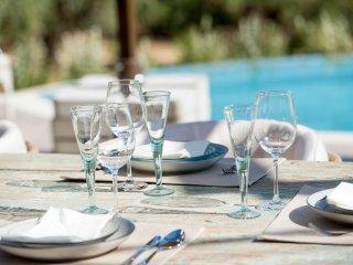 Luxury Villa The Olive Retreat, Tragana, Romanos, Navarino, Greece
