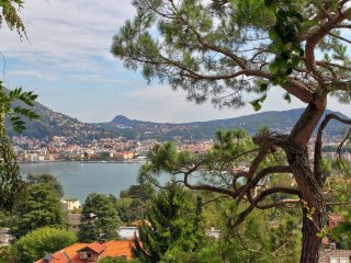 Villa Tobia Lake Como View Apartment
