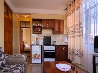 RAYAN ARUSHA APARTMENTS(3): THE 1 BEDROOM FLAT