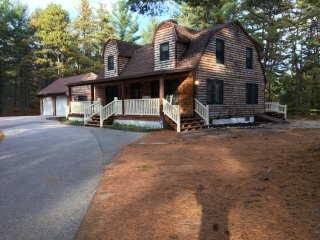 New Listing- 4 bedroom, 2 bath home in Madison (Silver Lake), NH
