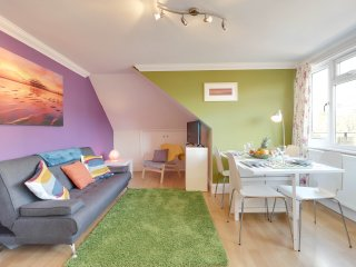 ❤️ Brunswick FAB PAD ❤️ - 2 to 6 guests with roof terrace. High speed wifi