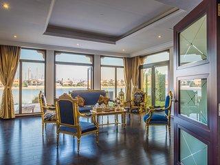 Bravoway Palm Jumeirah Royal Moroccan Style Villa