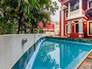 Exotic villa  candolim