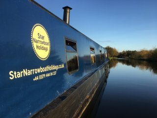 Star Narrowboat Holidays - Unique Narrowboat Hire since 2012. Have a look!