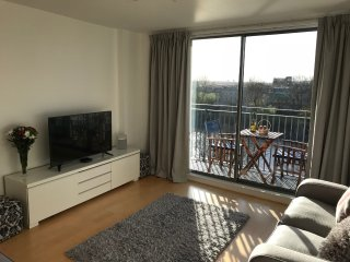 Perfect Location with River Clyde views