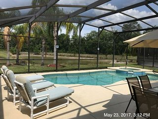 Florida Pool Home for Rent Close to Disney, Universal and SeaWorld Theme Parks