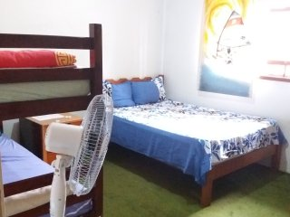 homestay blue room