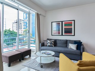 *Cozy, Modern 1 BR* | downtown Sto Domingo