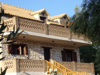 ALEGRIA -Duplex attached Maisonettes (3Bdrms) with a sh.Pool, Beach and Sea View