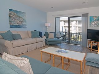 Newly renovated Ocean View condo on private Island