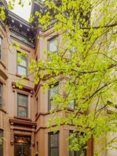 Situated in the basement of a 103 year old brownstone in the Park Slope Historic district.