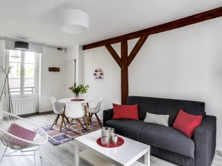 Fontainebleau Sweet Home : Appartement de charme de 46m2 en plein centre ville