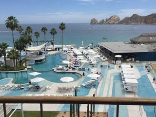 ME Cabo San Lucas - The Center of Activity on Cabo's Most Popular Beach