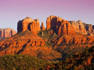 Charming home with some rock view in the heart of West Sedona.
