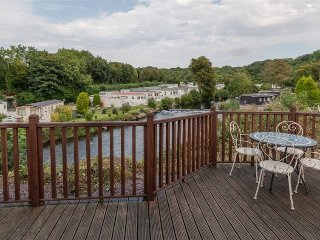 The New Sound of the River Luxury Chalet Caeathro Caernarfon