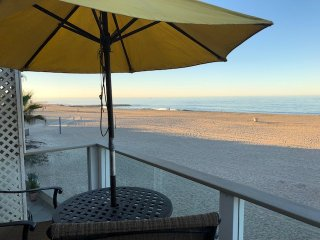 OCEANFRONT 4BD/3BA 2-STORY TOWNHOME ON THE SAND