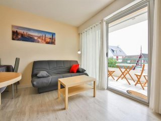 Rental Apartment Saint-Gilles-Croix-de-Vie, 1 bedroom, 4 persons