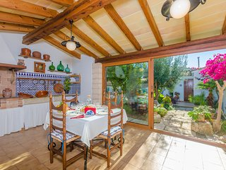 ES PUJOL - Chalet for 6 people in Campanet