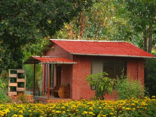 Kisan Eco Farm Wooden Cottage