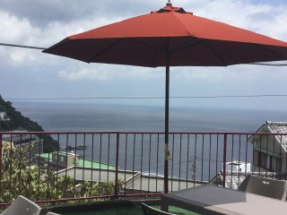 Oceanview Vacation Rental in Atami, perfect location for Fireworks Festival