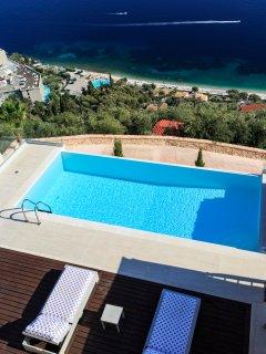 Corfu Villa Total View