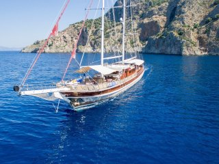 Platin Yachting Yacht Charter in Turkey TR001