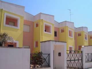Modern house in Lecce