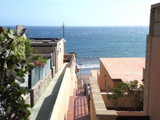 Barlovento apartment with terrace and seaviews in el Medano