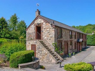 The Hayloft - The Old Mill Holiday Cottages.  One Bedroom Self Catering Cottage