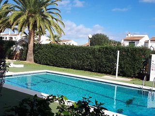 Apartamento 3 Ses Orenetes en Calan Blanes - Ciutadella