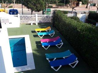 Apartamento 1 Ses Orenetes en Calan Blanes - Ciutadella