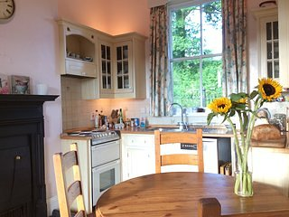 The Station Kitchen is modern and fully-fitted