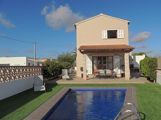 Villa 99 with air conditining and private pool